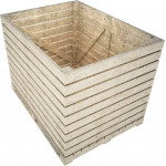Wooden containers for vegetables (6)
