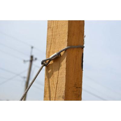 Garden rope (7x19, 5.8mm) 4m